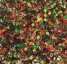 300+ AUTUMN FALL SHAPED EYELETS * Oak - Maple Leaves, Pumpkins & Turkeys