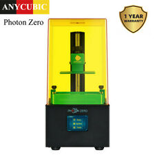 "ANYCUBIC Photon Zero SLA 3D Drucker LCD UV-Licht Curing 2,8"" TFT Hohe Präzision"