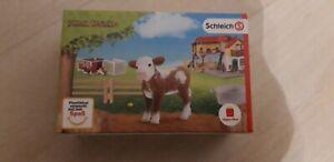 "Schleich Figur "" Farm World "" - Kalb "" Happy Meal"