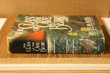 New listing THE CLAN OF THE CAVE BEAR EARTH'S CHILDREN JEAN M AUEL BOOK CLUB EDITION HC BOOK