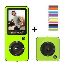 MP3-Player Made in Germany Royal *Duo-Pack* - Grün - 100 Stunden Wiedergabe