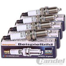 4x BERU ULTRA Zündkerze Z21 14R-7DUX 4 Zylinder Motor KOMPLETT-SET