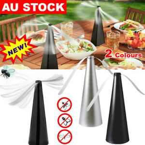 Fly Free Entertaining Chemical Free Fly Repellent Fly Fan Outdoor Indoor Home AU
