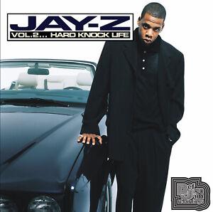 "Jay-Z Vol. 2... Hard Knock Life poster wall art photo print 16"", 20"", 24"" sizes"