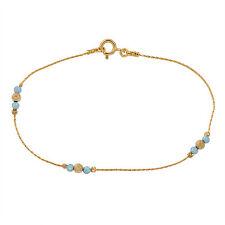 Opal Anklet Beach Anklet Bracelet Women Opal Fashion Anklet New Summer