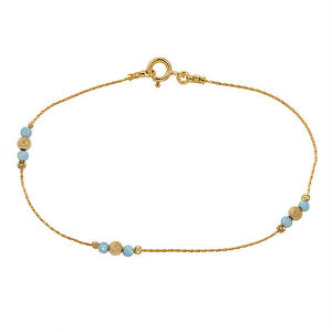 Opal Anklet Beach Anklet Bracelet Women Opal Fashion Anklet New Summer