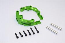 Traxxas Craniac & Skully Upgrade Parts Aluminum Rear Link Parts - Green