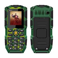 Unlocked Daul Sim Phone IP67 Waterproof Rugged Phone With Bluetooth MP3 MP4 FM