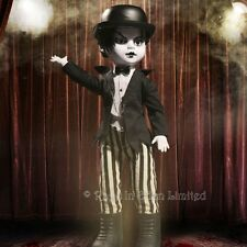 NEW IN BOX * MAITRE of the Dead * LIVING DEAD DOLLS Series 33-MOULIN morgue (27 cm)