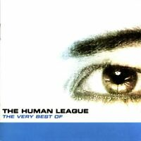 THE HUMAN LEAGUE the very best of (CD, compilation) house, synth-pop, electronic