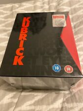 THE STANLEY KUBRICK LIMITED EDITION FILM COLLECTION- 2 FILMS IN 4K ULTRA HD-NEW