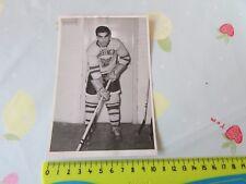 Original Tony LICARI Harringay Racers 1950's Ice Hockey Photo