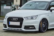 Per Audi A1 8x Paraurti Anteriore Labbra Coppa Gonna Inferiore Spoiler Mento