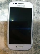Samsung Galaxy S3 Mini White Smartphone