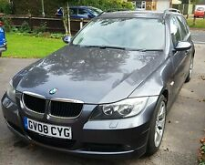 2008 BMW 3 Series 320i SE Touring. 6 Speed Manual. Leather. Full BMW History.