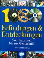 1000 Erfindungen und Entdeckungen- Vom Faustkeil bis zur Gentechnik - Buch