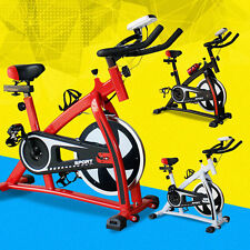 Bicycle Cycling Exercise Stationary Bike Cardio Home Indoor Workout Fitness US