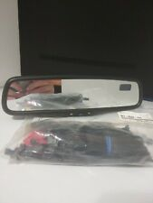 NEW Gentex Auto Dimming Rear View Mirror - Compass GNTX-455 015892 999L1-KT000