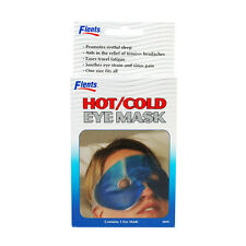 Flents Hot/Cold Eye Mask for Restful Sleep and Relief of Tension Headaches