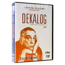 DEKALOG / DECALOGUE (1988) 6-Disc Set DVD - Krzysztof Kieslowski (*NEW)