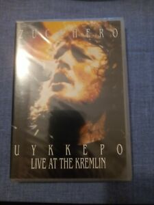 ZUCCHERO - LIVE AT THE KREMLIN. DVD  NUOVO SIGILLATO