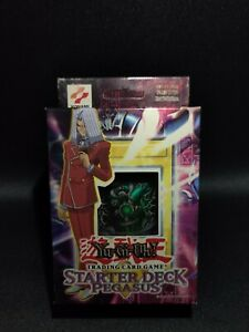 Yugioh 2003 Starter Deck Pegasus (SDP) 1st Ed New Factory Sealed  Extremely Rare