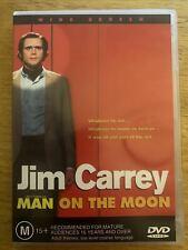 Man on The Moon (jim Carrey Danny Devito) Andy Kaufman True Story DVD Region 4