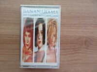 Bananarama - The Greatest Hits Collection Korea Cassette Tape SEALED NEW