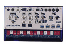 Korg Volca Modular Micro-Modular Synthesizer: