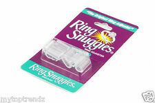 Ring Snuggies The Original Ring Adjusters Plastic Ring Guard 12 Assorted Sizes