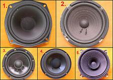 Assorted 5 - 5.5 inch Speakers