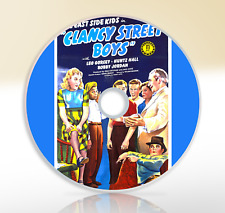 Clancy Street Boys (1943) DVD Classic Comedy Movie / Film The East Side Kids