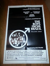 "THE BOYS FROM BRAZIL ONE-SHEET ORIGINAL MOVIE POSTER 1978 CLASSIC 41"" x 27"""