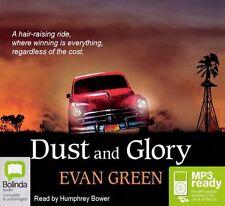 Evan GREEN / DUST and GLORY    [ Audiobook ]