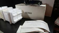 Franklin Mint BOXED 1:24 1930 Bugatti Royale Coupe Napoleon