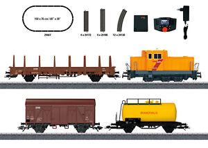 """Märklin 29467 Digital-Startpackung """"Dänischer Güterzug"""" mit MS 60657#NEU in OVP#"""