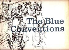 The Blue Conventions CBS Television Book Feliks Topolski 1956 Political