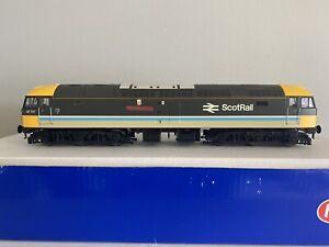 Heljan OO Gauge - BR Scotrail Class 47 47711 Greyfriars Bobby - Boxed