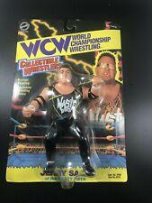 WCW OSFTM Series 1 Jerry Saggs MOC WWF WWE Nasty Boys