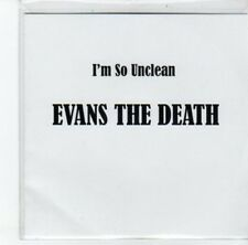 (DJ869) Evans The Death, I'm So Unclean - DJ CD