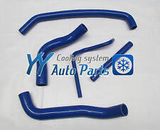 Ford Falcon (AU) 4.0L 6CYL Silicone Radiator Hose Kit Blue