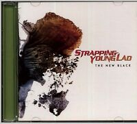 STRAPPING YOUNG LAD THE NEW BLACK SEALED CD NEW