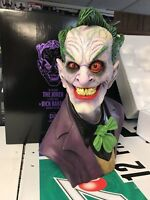 The Joker Ultimate Edition Bust By Dc Collectibles Rick Baker 10/50 Sold Out