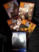 HAUNTED HISTORIES COLLECTION DVD BOX SET, HISTORY CHANNEL DOCUMENTARIES