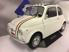 FIAT 500l ITALIA 1968 1 18 Scale SOLIDO S1801403