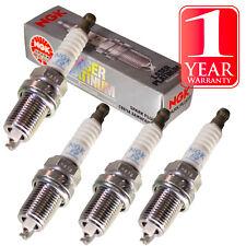 NGK Laser Platinum Spark Plugs (x4) PTR5A-10 5055 Ford Escort 1.8 XR3i 16V 4x4