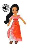 Peluche Disney - Elena d'avalor - Neuve avec etiquette / new - Plush avalor