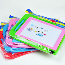 Children's Magnetic Sketch Writing Drawing Kids Activity Magic Board Educate  OZ