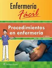 PROCEDIMIENTOS EN ENFERMERIA / NURSING PROCEDURES