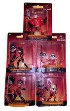 The Incredibles Set Of 5 Action Figures Collectible Disney Pixar Dash Violet